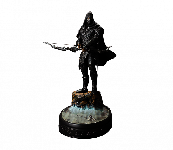 Skyrim Statue Nightingale