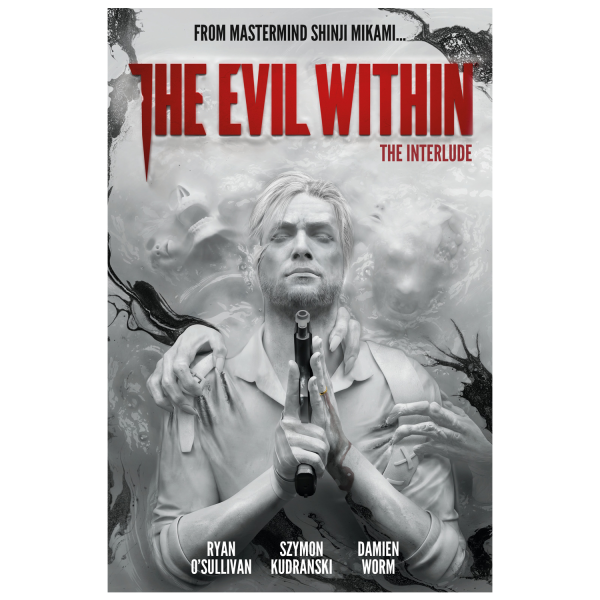 THE EVIL WITHIN GRAPHIC NOVEL THE INTERLUDE