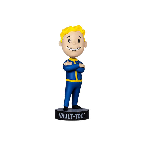 Fallout 3 Bobblehead Series 3 Arms Crossed