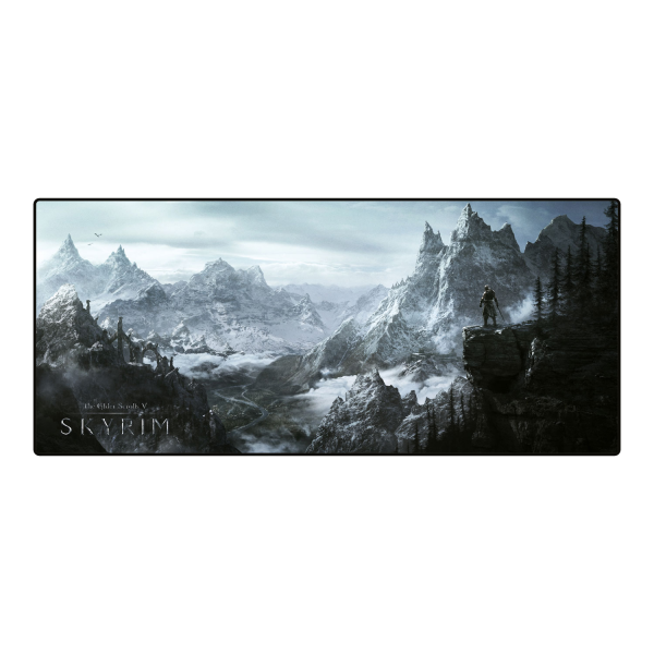 THE ELDER SCROLLS V SKYRIM OVERSIZED MOUSEPAD VALLEY