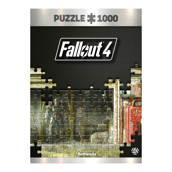 "Fallout 4 Puzzle ""Garage"" (1000 Teile)"