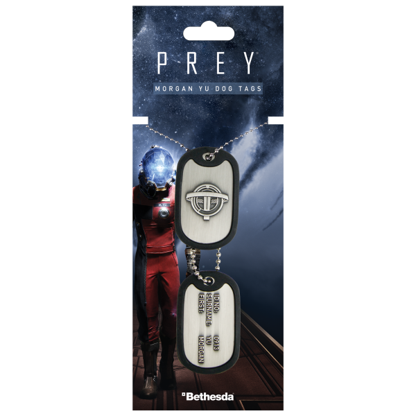 Prey Dog Tags Morgan Yu 1