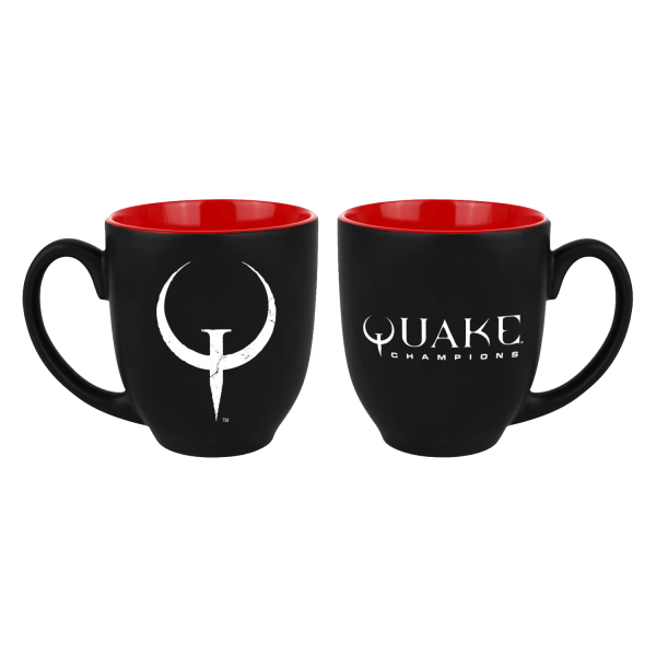 QUAKE CHAMPIONS MUG TWO COLOR
