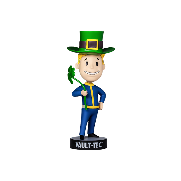 Fallout 3 Bobblehead Series 3 Luck
