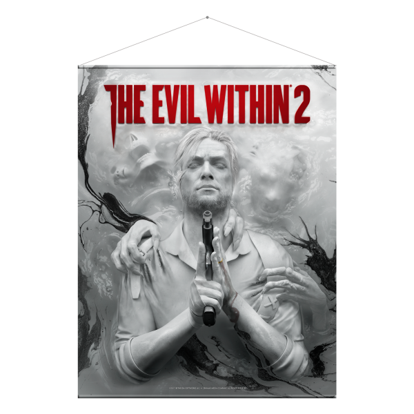 THE EVIL WITHIN 2 WALLSCROLL KEYART