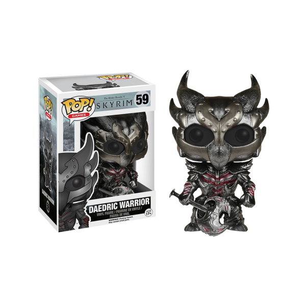Skyrim Figure Daedric Warrior POP Vinyl