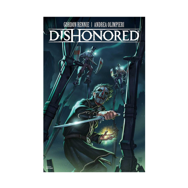 Dishonored Comic The Wyrmwood Deceit 03