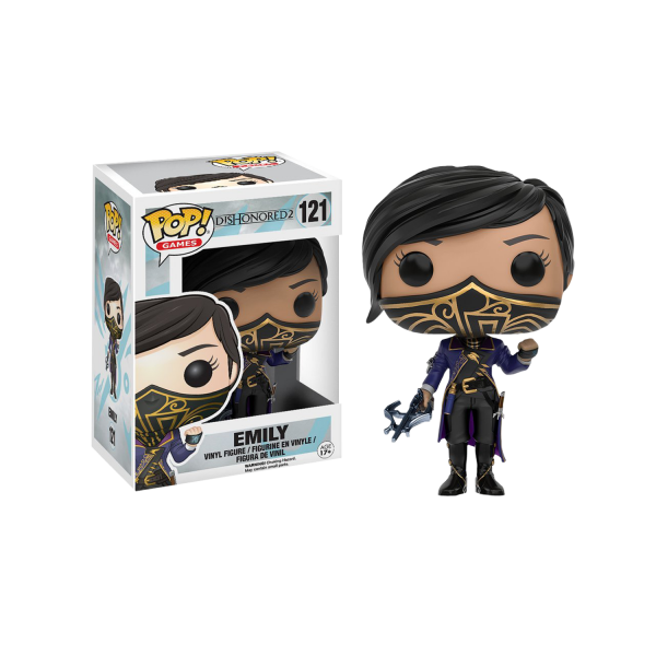 Dishonored 2 Figure Emily Kaldwin POP Vinyl
