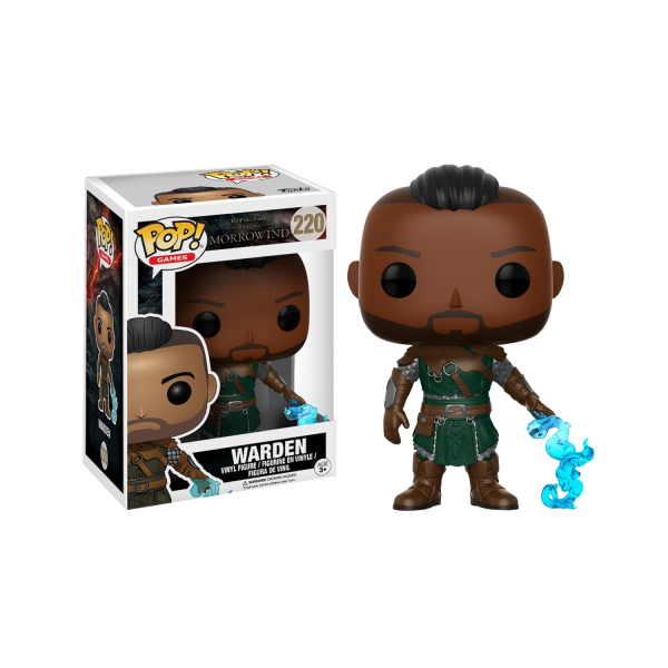 The Elder Scrolls Online Figur Warden POP Vinyl