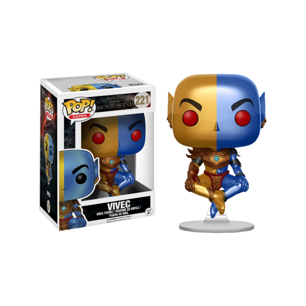 The Elder Scrolls Online Figur Vivec POP Vinyl
