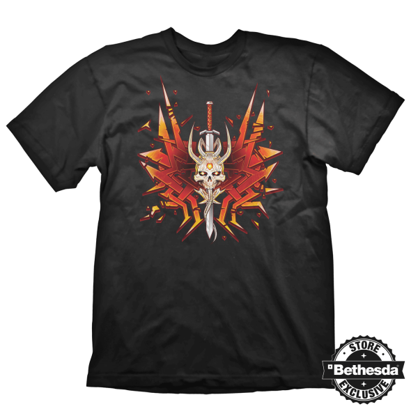 DOOM ETERNAL T-SHIRT ULTRA-NIGHTMARE