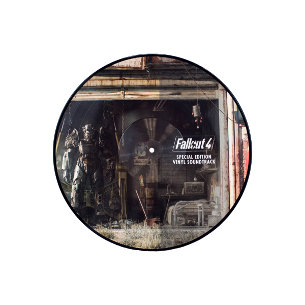Fallout 4 Special Edition Vinyl Soundtrack 1