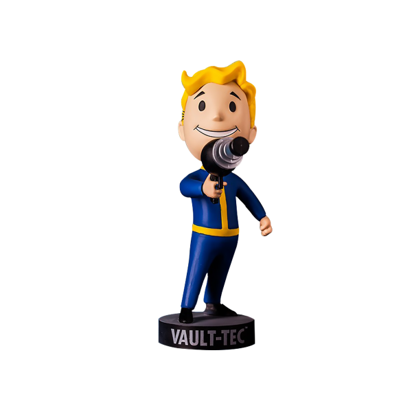 Fallout 4 Bobblehead Series 1 Energy Weapons