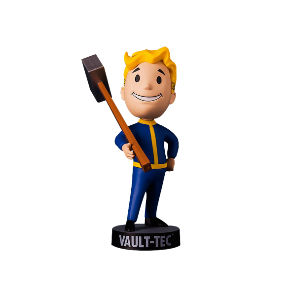 Fallout 4 Bobblehead Series 1 Melee Weapons