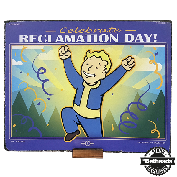 FALLOUT STONE SLAB RECLAMATION DAY 2
