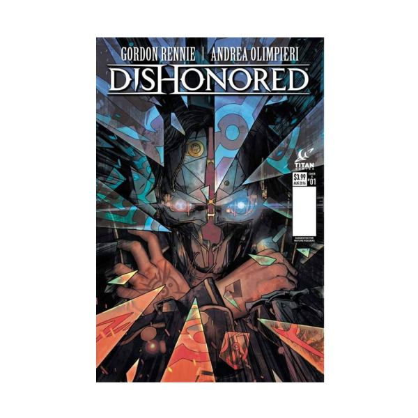 Dishonored Comic The Wyrmwood Deceit 01