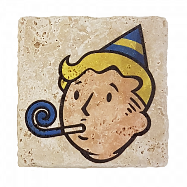 FALLOUT SLAB TAB VAULT BOY PARTY