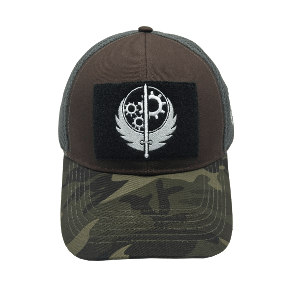 "Fallout Military Cap ""Brotherhood of Steel"""
