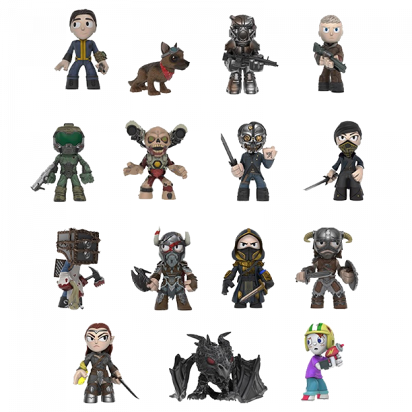 BEST OF BETHESDA MYSTERY MINIS