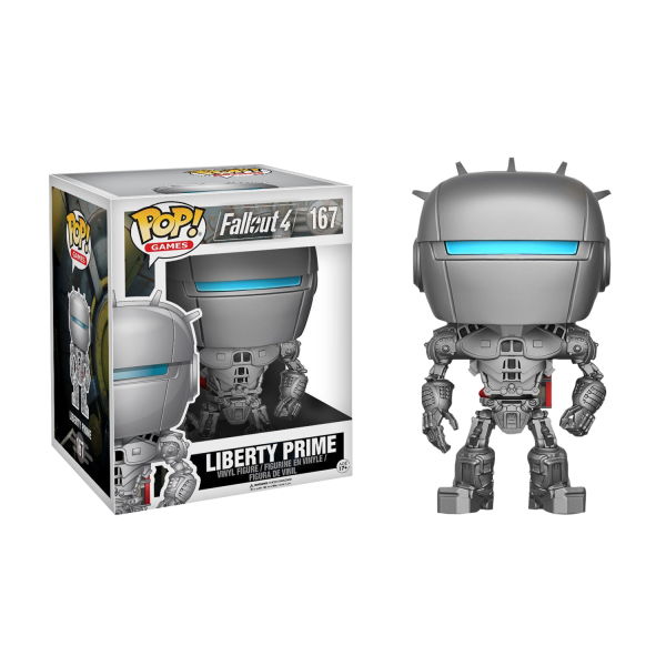Fallout 4 Figure Liberty Prime POP Vinyl