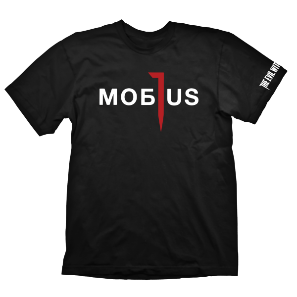 THE EVIL WITHIN 2 T-SHIRT MOBIUS LOGO