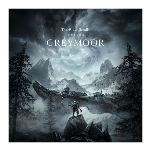 THE ELDER SCROLLS ONLINE LITHOGRAPH GREYMOOR