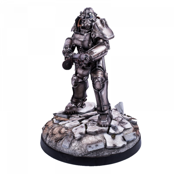 Fallout 4 Statue T-45 Power Armor
