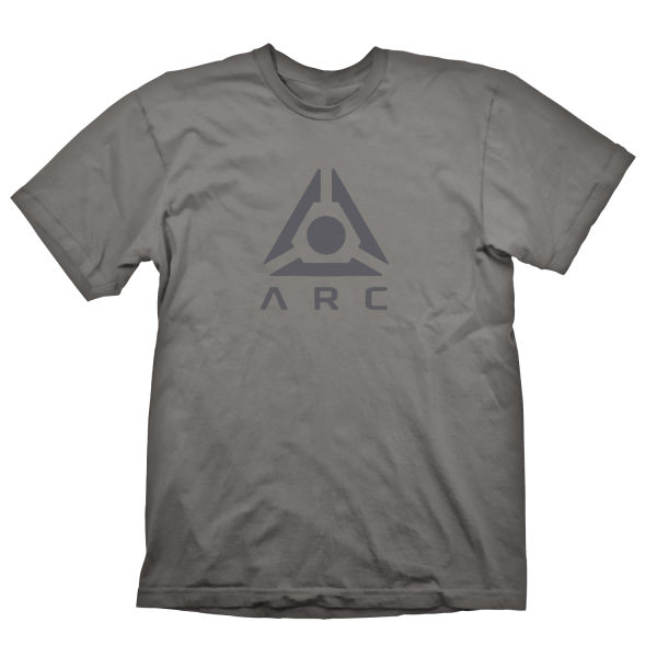 "DOOM Eternal T-Shirt ""ARC Logo"" Grey"