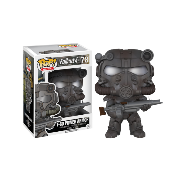Fallout Figure T-60 Power Armor POP Vinyl