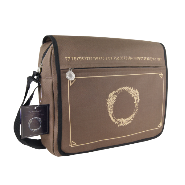 The Elder Scrolls Online Messenger Bag Ouroboros 1