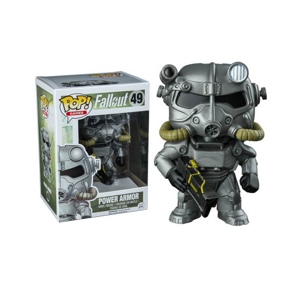 Fallout Figure Brotherhood of Steel POP Vinyl