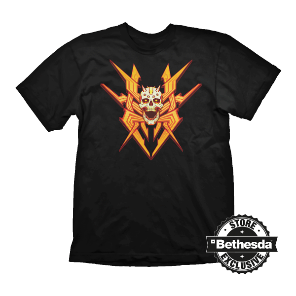 "DOOM Eternal T-Shirt ""Horns"""