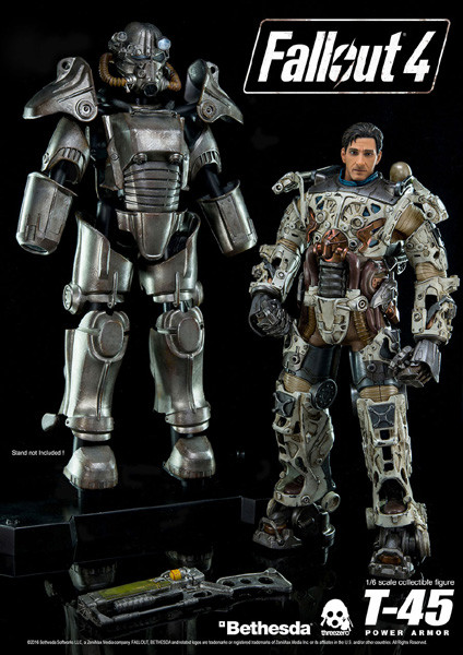 Fallout 4 Figure T-45 Power Armor Three A / 3A 1/6