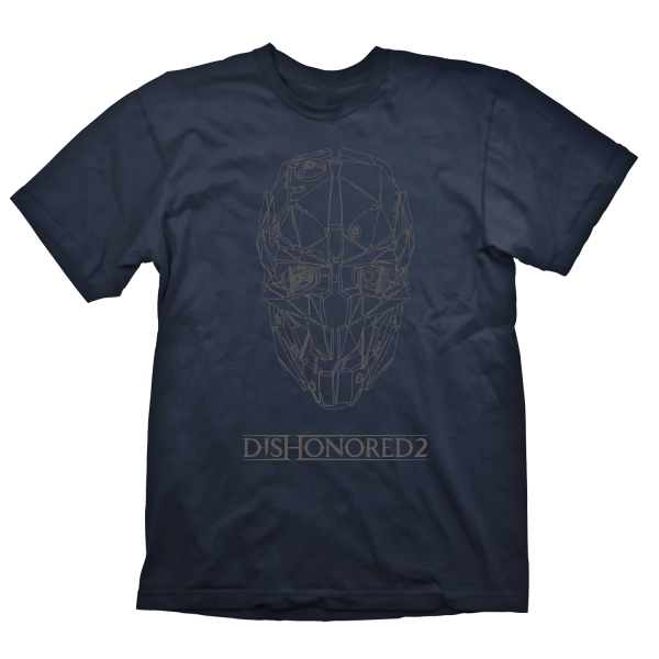 Dishonored T-Shirt Corvo Mask