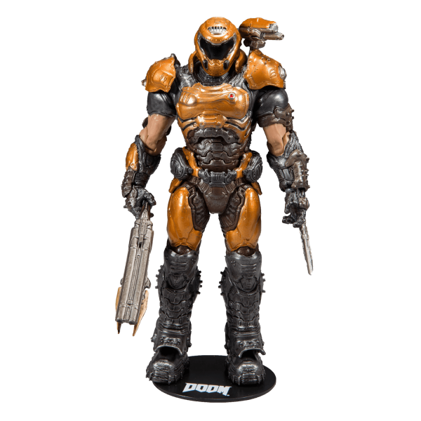 DOOM ETERNAL FIGURE DOOMSLAYER PHOBOS VARIANT MCFARLANE