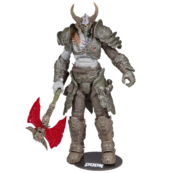 DOOM ETERNAL FIGURE MARAUDER MCFARLANE