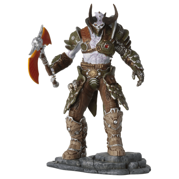 DOOM ETERNAL STATUE MARAUDER