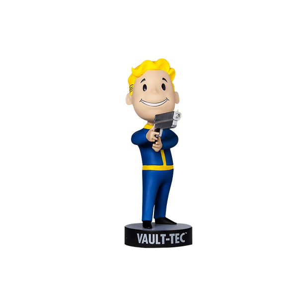Fallout 3 Bobblehead Series 3 Small Guns