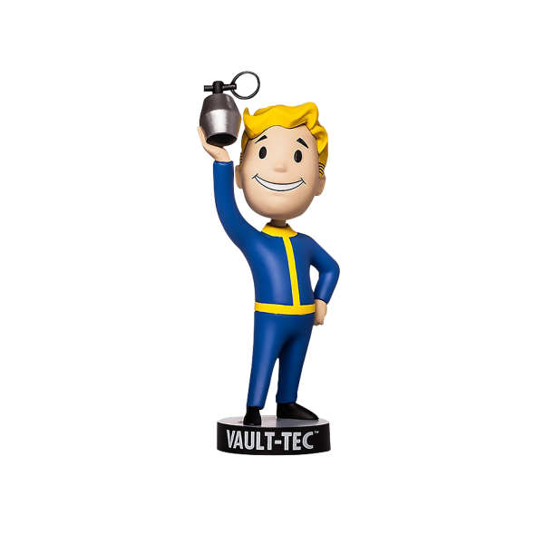 Fallout 4 Bobblehead Series 2 Explosives