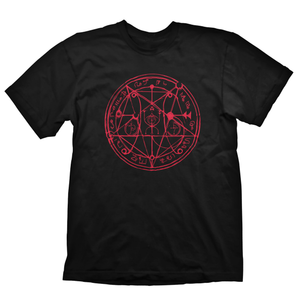 Doom T-Shirt Pentagram