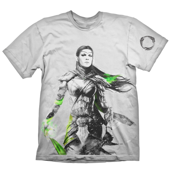 The Elder Scrolls Online T-Shirt Elf