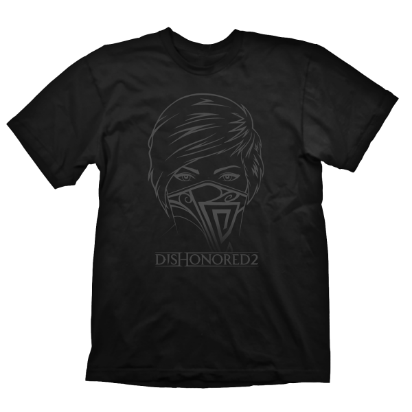 Dishonored T-Shirt Emily