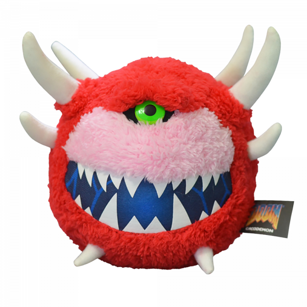 "DOOM Plush ""Cacodemon"""