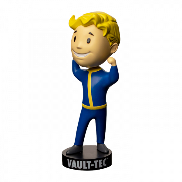 FALLOUT VAULT 76 SPECIAL BOBBLEHEAD STRENGTH