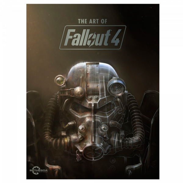 Fallout 4 Artbook The Art of Fallout 4 Hardcover