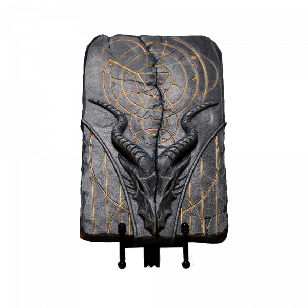 THE ELDER SCROLLS ONLINE STATUE WRATHSTONE TABLET