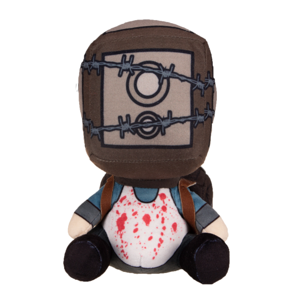 THE EVIL WITHIN PLUSH THE KEEPER STUBBINS