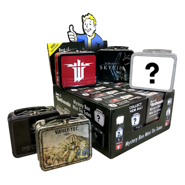 BEST OF BETHESDA MYSTERY MINI TOTE
