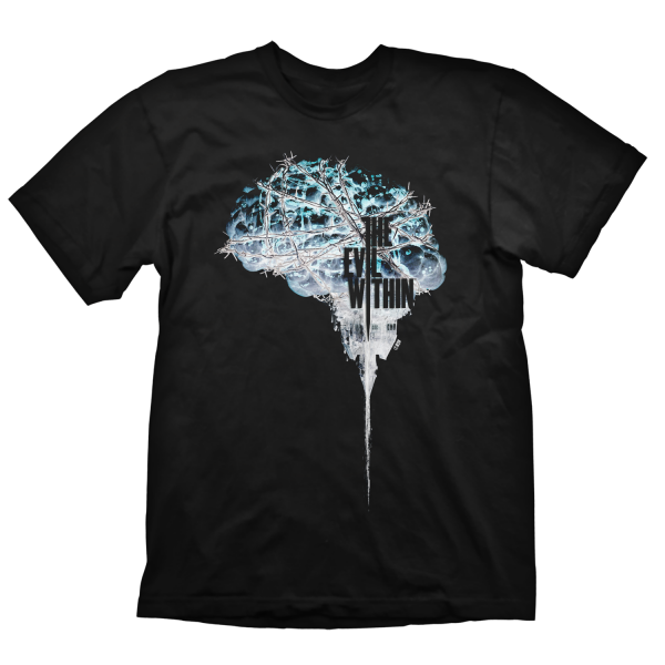The Evil Within T-Shirt Brain Negative