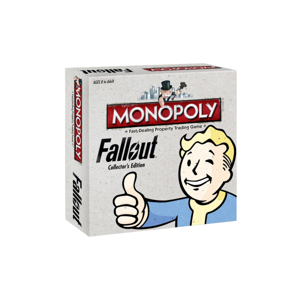 Fallout Monopoly Collectors Edition 1
